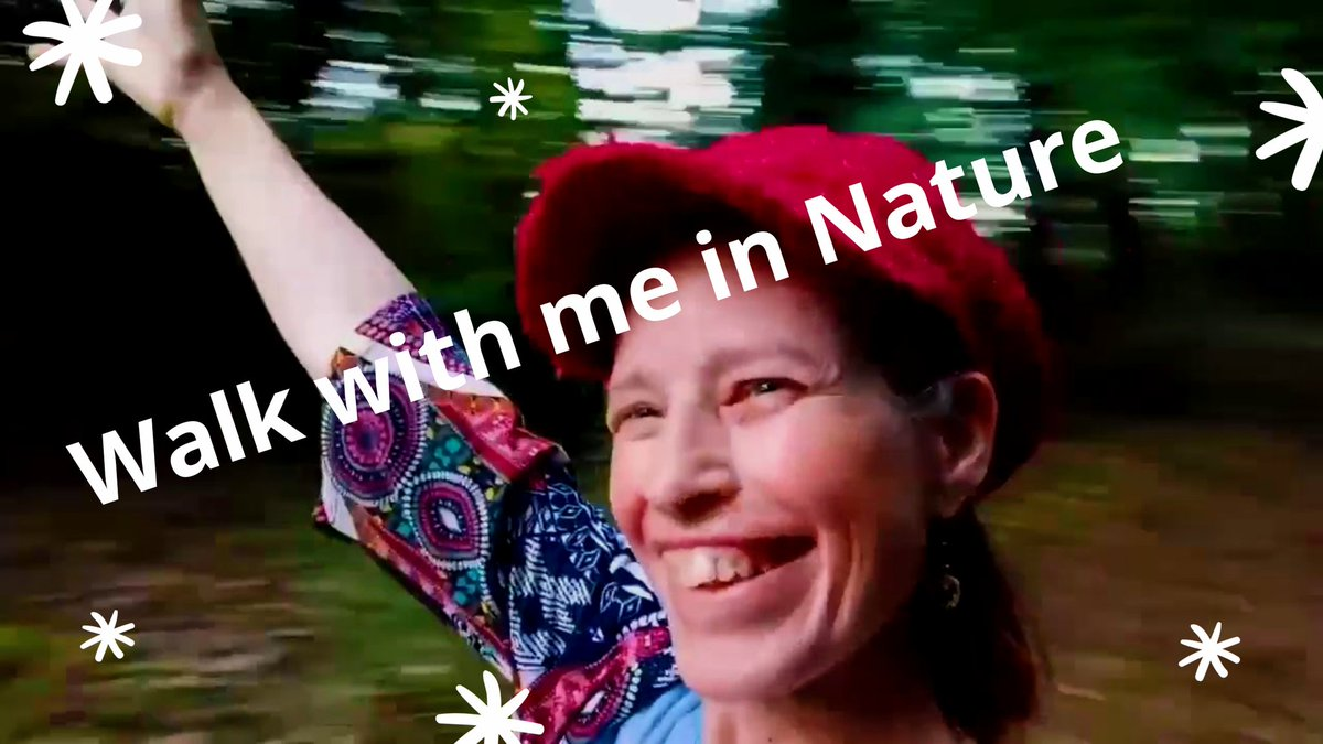 🔸👇🏼🔸 🌿Walk with me in nature https://t.co/cAWkZr4wJN   #naturetherapy #natureishealing #smallyoutubersupport #contentcreators #contentcreation https://t.co/bAhss560zI