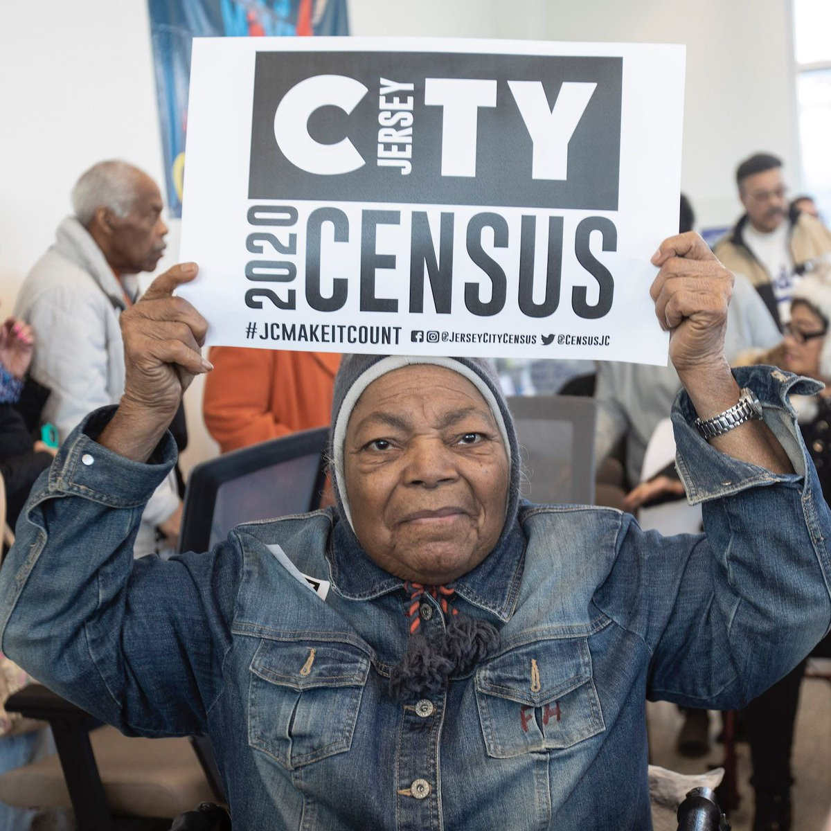 City clinics and #SeniorHealth programs receive federal funding based on how many #seniors live in Jersey City. For the sake of good health, fill out the #2020Census and #makeitcount! @HealthierJC   https://t.co/J5cnsN9YVN https://t.co/Vq5MSwRppg
