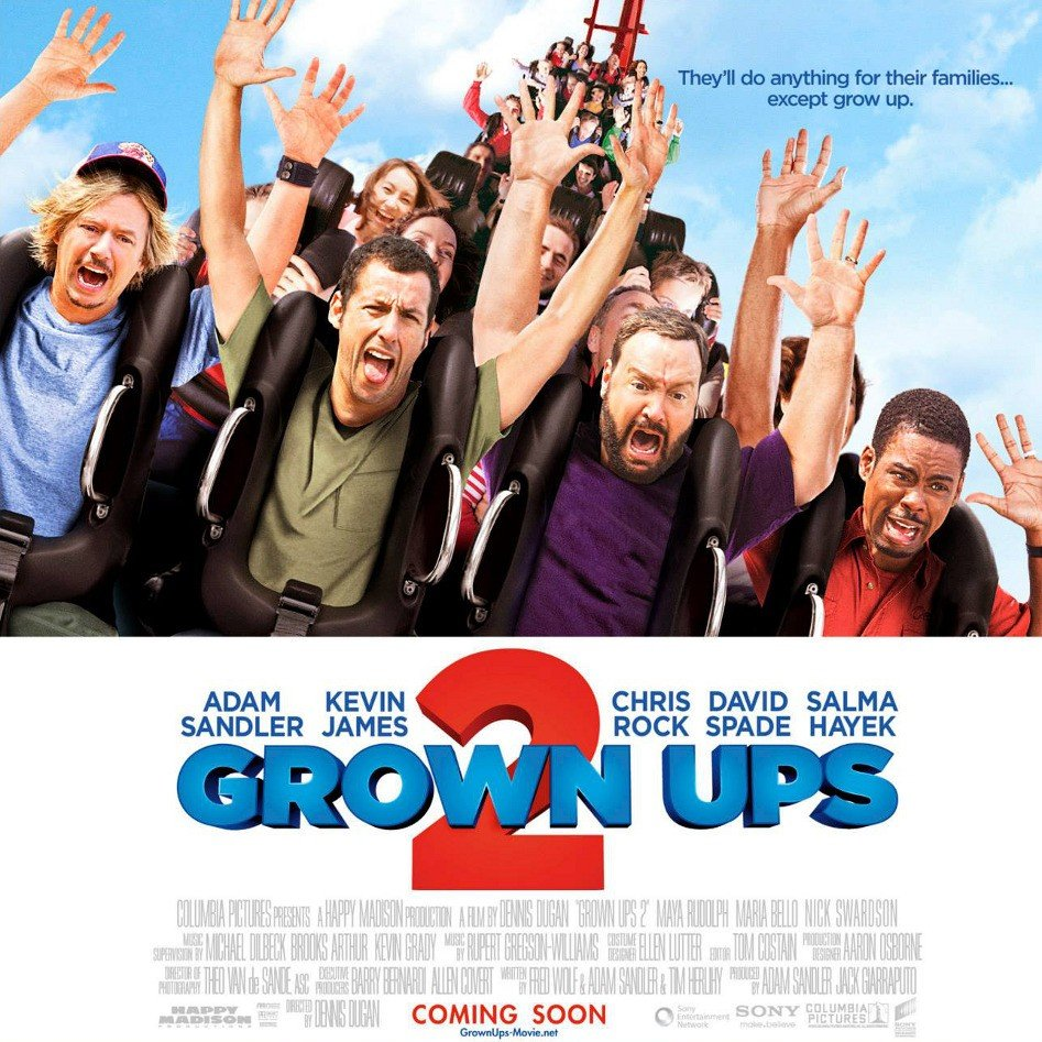 Grown Ups 2: 🎬Movie Night: Join us on The Bone Crushers Discord! (Message for join link) Movie Starts - 5PM Wednesday October 7th 🎆😀 #shsbonecrushers #socorrohighschool #SHS #Movienight #SISD https://t.co/ZEJyDZcmgf