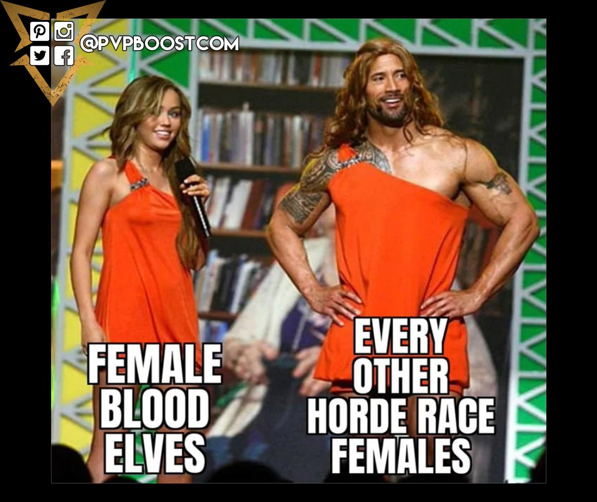 every dwarf female in alliance too . . . . . #pvpboostcom #pvpboost #gamingmeme #gamermemes #gamermeme #gaminghumor #videogames #dank #wowmemes #onlinegaming #playinggames #gamerlife #mmorpg #gaminglife #gamingpc #dankmemes #progamer #computergame #onlinegamer #gamer4ever https://t.co/sVMHsR5KzR