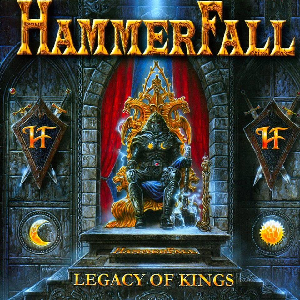 Há 22 anos o @HammerFall lançava o álbum Legacy Of Kings. #Hammerfall #LegacyOfKings https://t.co/CDz7Pe8Hko