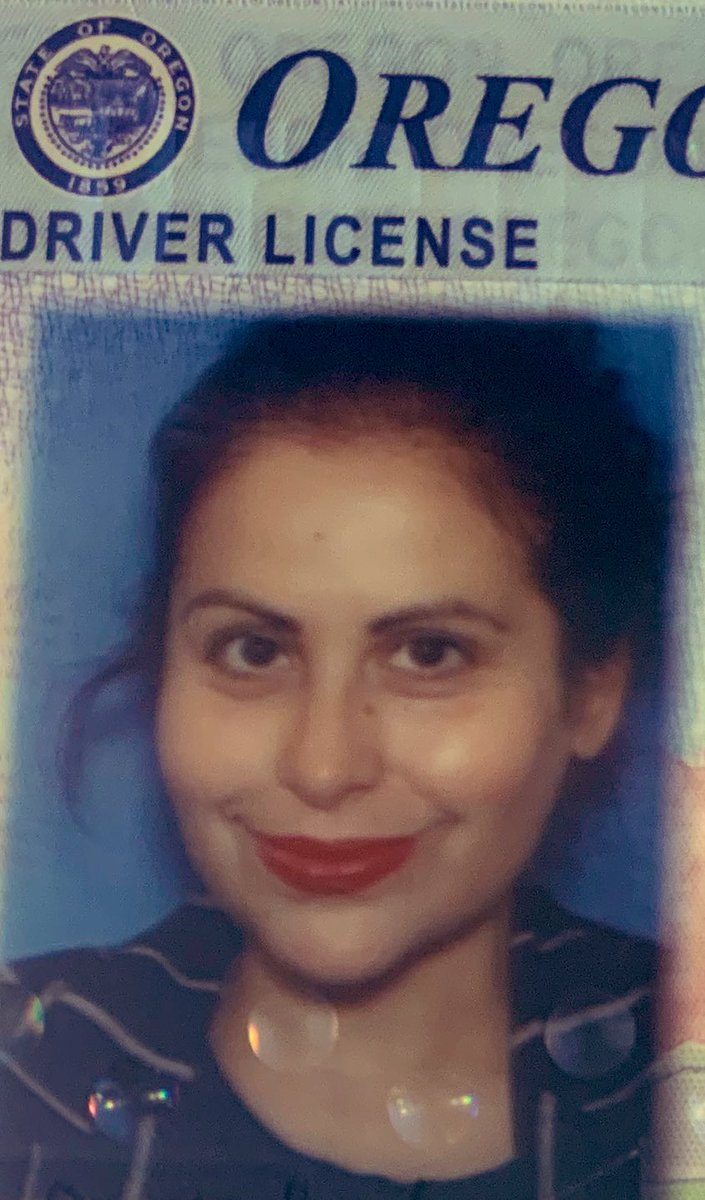 I like my new driver's license photo! It's the little things 🙌🏼 #Portland #Oregon #citizen #Americans #2020worstyear #notforeveryone I'm #Alive #SurvivorStrong https://t.co/8kCJ0zm0aW