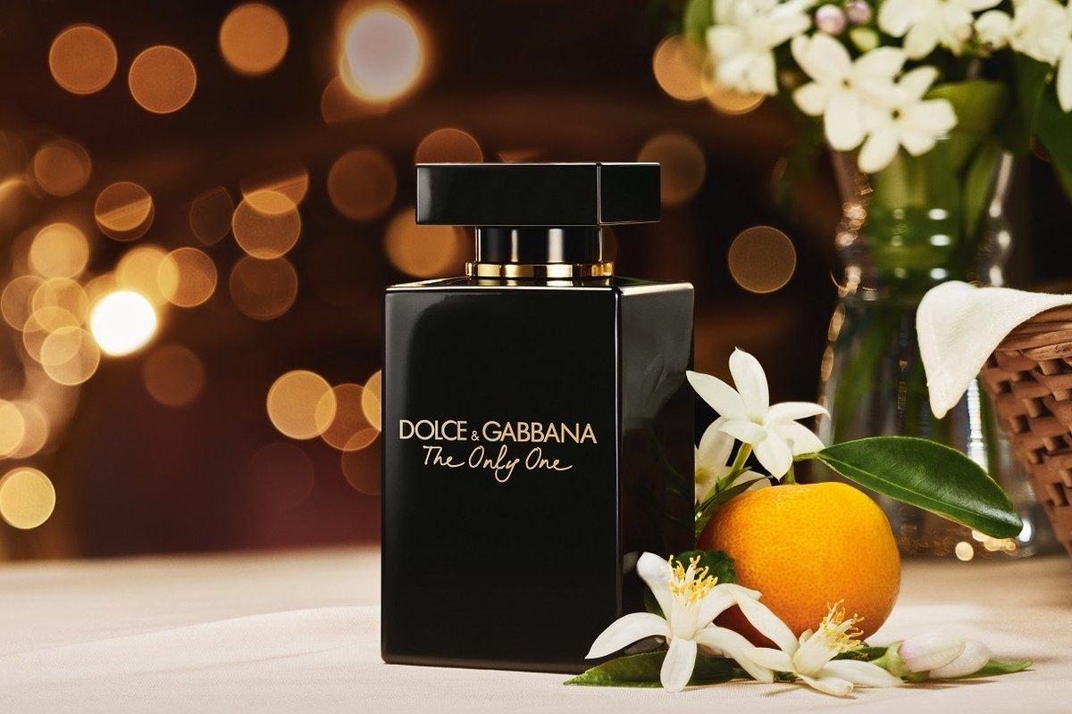 [明日発売] ドルチェ&ガッバーナ ビューティの香水「ザ・オンリーワン」新作、官能的なオレンジの花×ブラックバニラ -