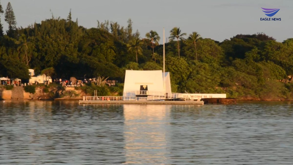"Pearl Harbor's Arizona Memorial welcomes visitors again under Oahu ""Tier 1"" reopening  Read here: https://t.co/MvZ6hj3YeR  #eaglenews https://t.co/U0z69dSAri"