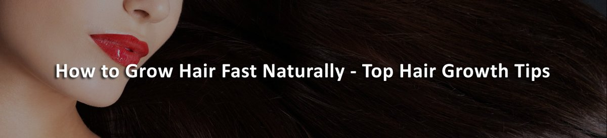 How to #GrowHair Fast Naturally - Top #HairGrowthTips Are you craving for those long, luscious locks that you can toss around or rock it with top knot or braid this summer? Good news is that you can try these amazing and... #hairloss #hairfall #haircare  https://t.co/NL1iCSDAA6 https://t.co/KeFfwelxlk