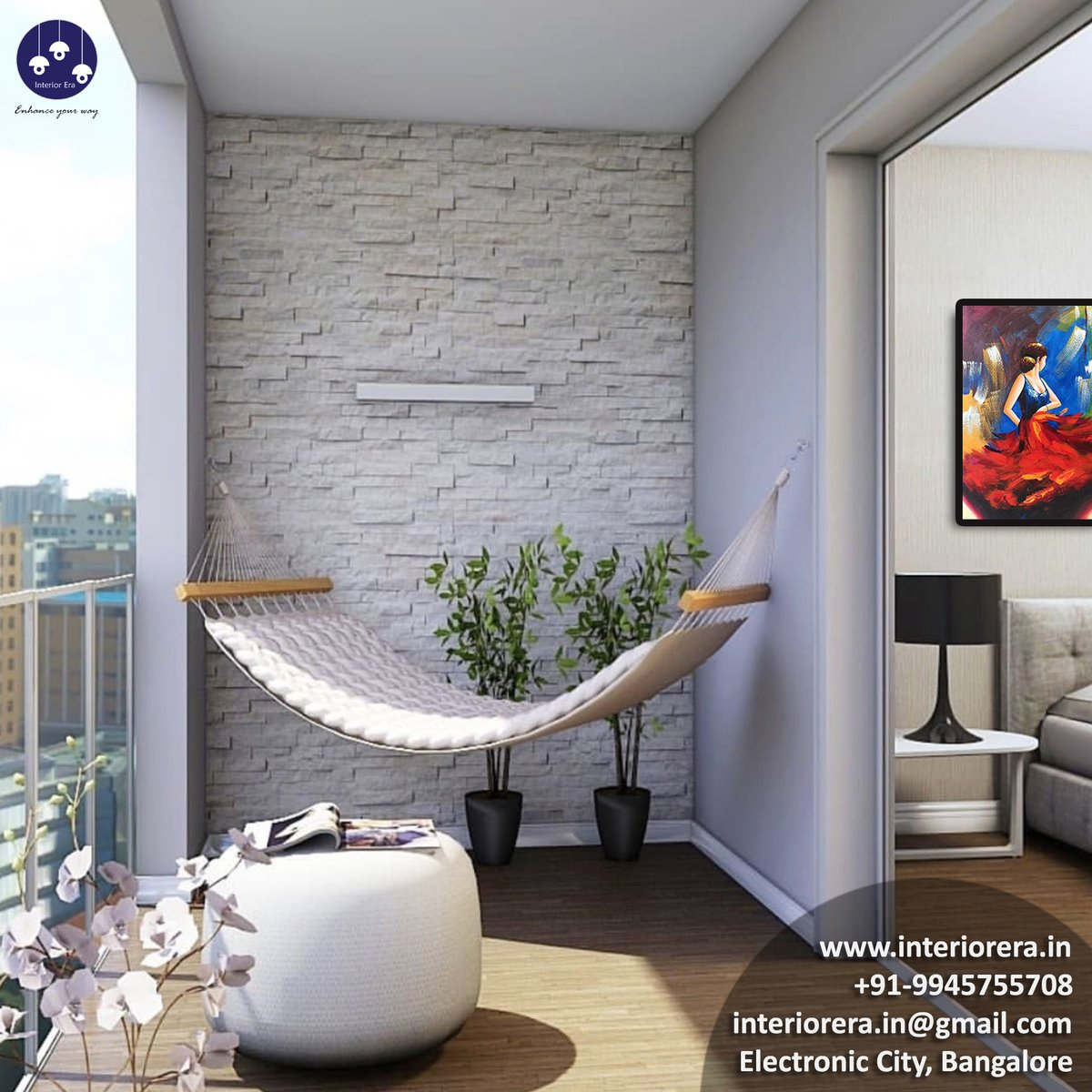 The Balcony Holds a Special Place in our Home, Maybe it is Because this Open Space Connects us to the World...!  #balcony #interiordesign #interior #interiordesigner #interiors #interiordesignideas #interiordecor #Bangalore #bangalorerains #bengalururains #bengaluru https://t.co/jfgnuSZZbe