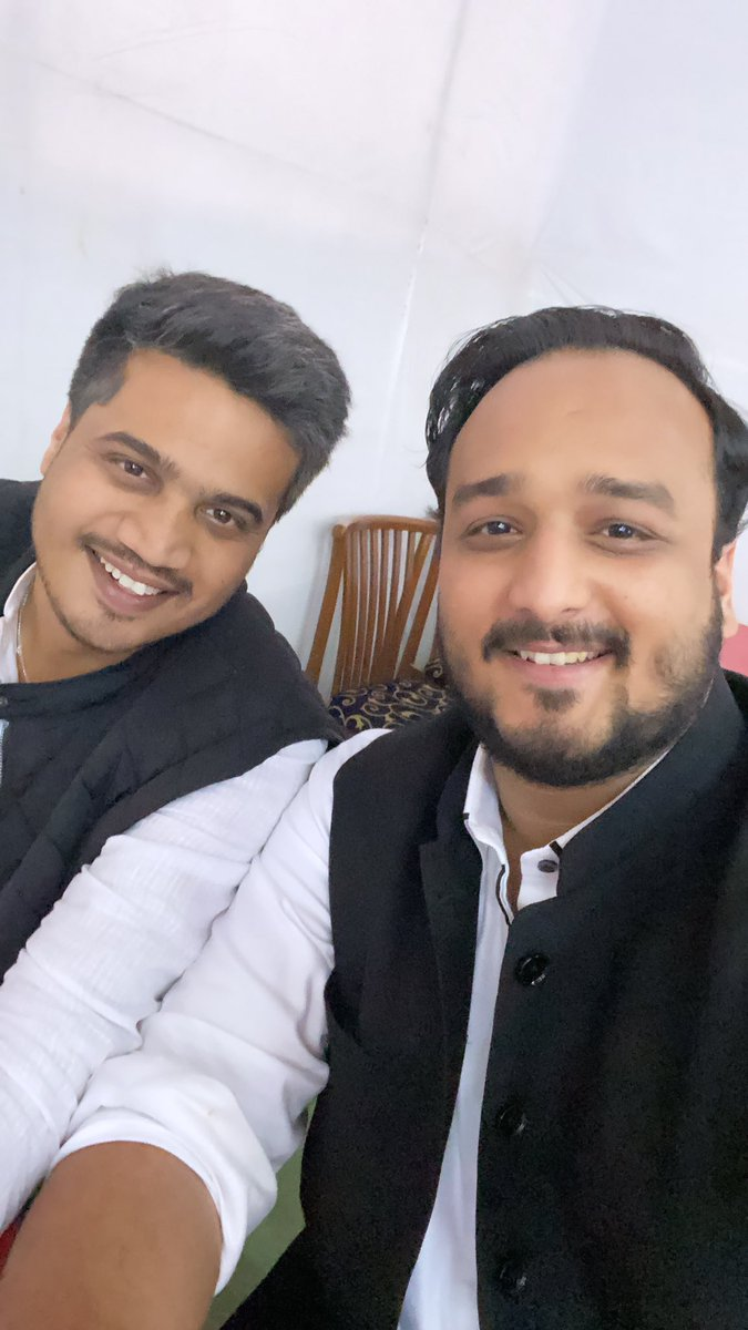 Wishing my brother @RRPSpeaks a very happy birthday. A dynamic leader & a dear friend. Wish you all the success, good health & happiness! https://t.co/O3EJMSnihu