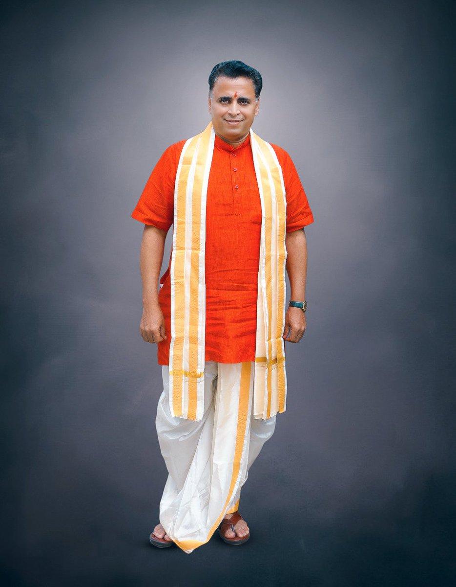 Heartiest Birthday Greetings to National Secretary of @BJP4India, Sri @Sunil_Deodhar Ji.  Prayers for your good health, long life, continued prosperity & success.  May Udupi Sri Krishna bless you! #HBDSunilDeodhar https://t.co/wFKvJ8qwwj