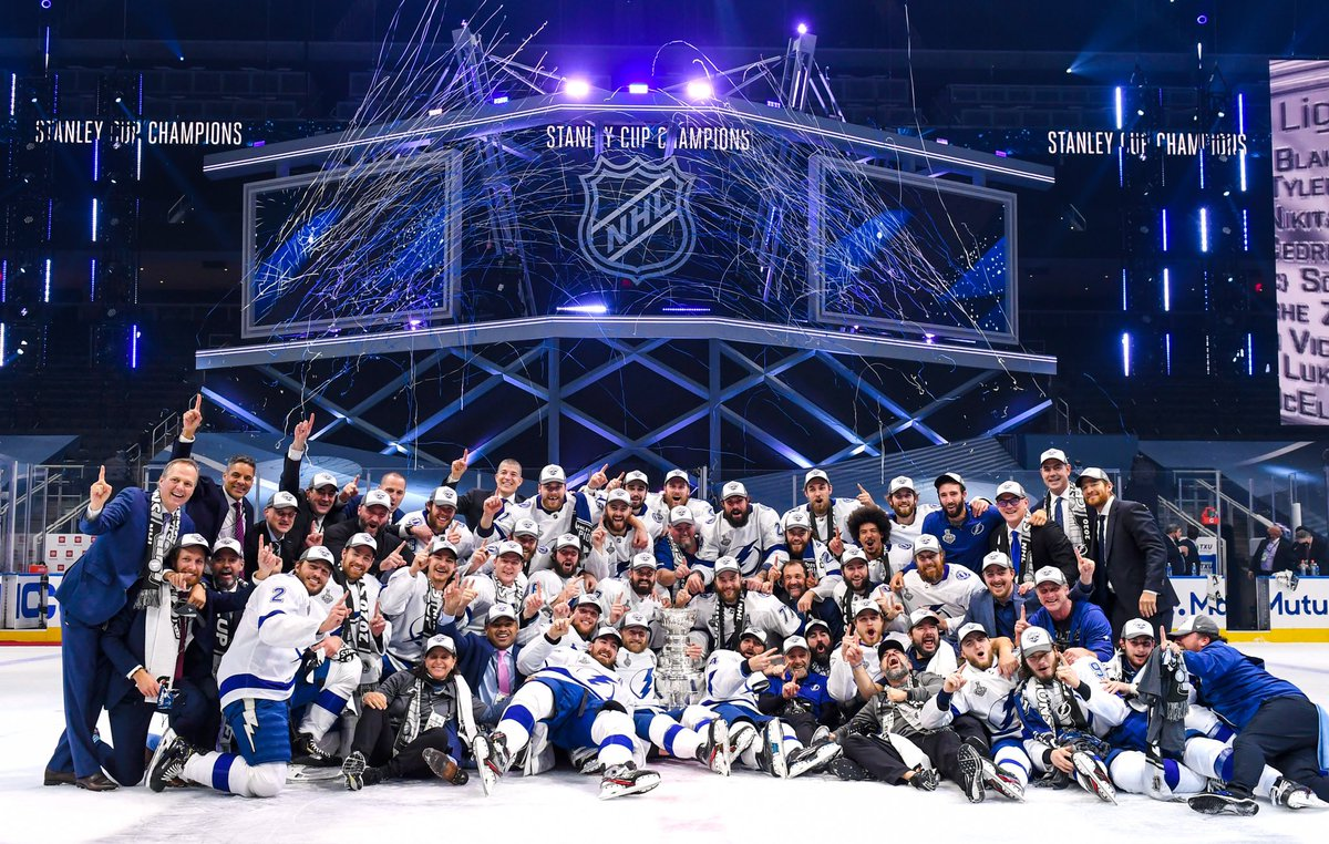 tampa bay lightning on twitter your 2020 stanleycup champion tampa bay lightning tampa bay lightning on twitter your