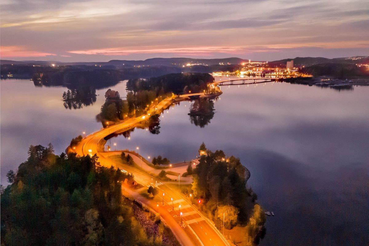 RT @WilleMarkkanen: Saaristokatu. #kuopio https://t.co/h8b0vIOoPP
