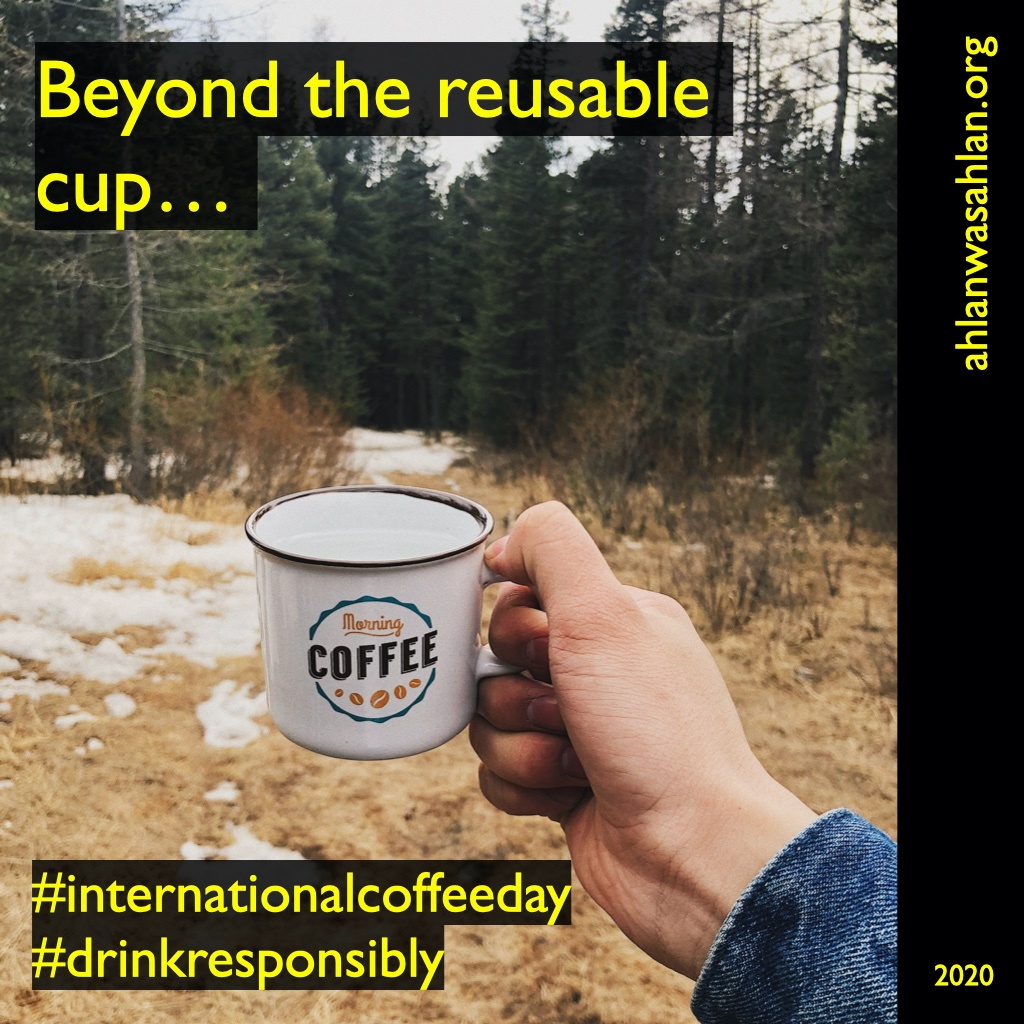 In Central America alone, 2.5 million acres of forests have been cleared for coffee farming. https://t.co/KSxBwskBVm #internationalcoffeeday #drinkresponsibly #climateaction #youth4climate #sustainability #environment https://t.co/ILDlERwgtT