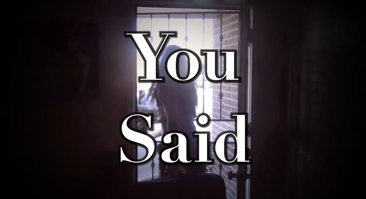 #listening to.this #song all day 🎶 You Said   #alternativerock #yousaid #artist : @dartanyan_kane   - #luvNsupport #localartist -  #music #musicvideo #musicproducer #yousayyouwantme #yousayyoucare #arizona #losangeles #aroundtheworld #lapromoter #promoter #urLApromoter https://t.co/Q4X2eE5FEA