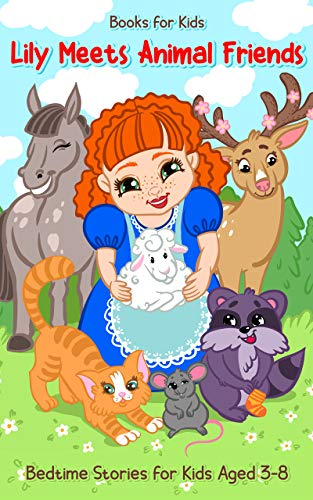 Lily Meets Animal Friends (book) by Alice June https://t.co/df3E0NaCNq #bedtime #story #lily #animals #children #tale #fiction #Childrensbooks https://t.co/XpFJmk0vaa