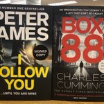 Image for the Tweet beginning: 2 new crime/spy arrivals. As
