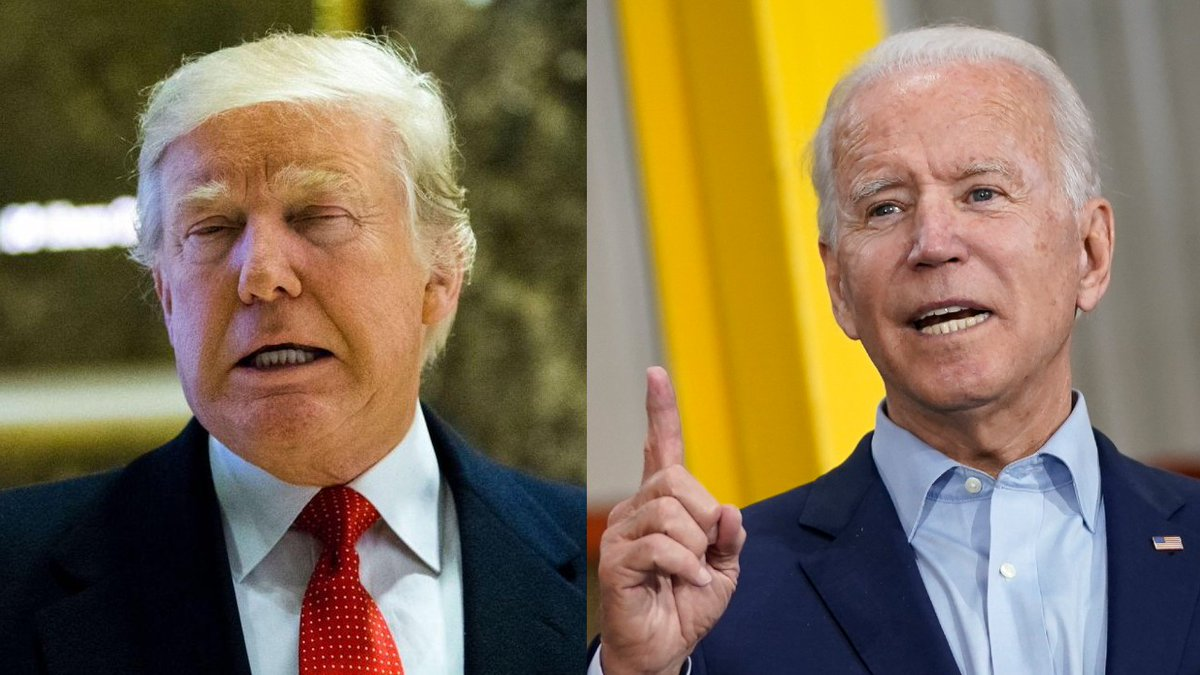 How to watch tonight's debate between Trump and Biden on YouTube, Facebook, and more