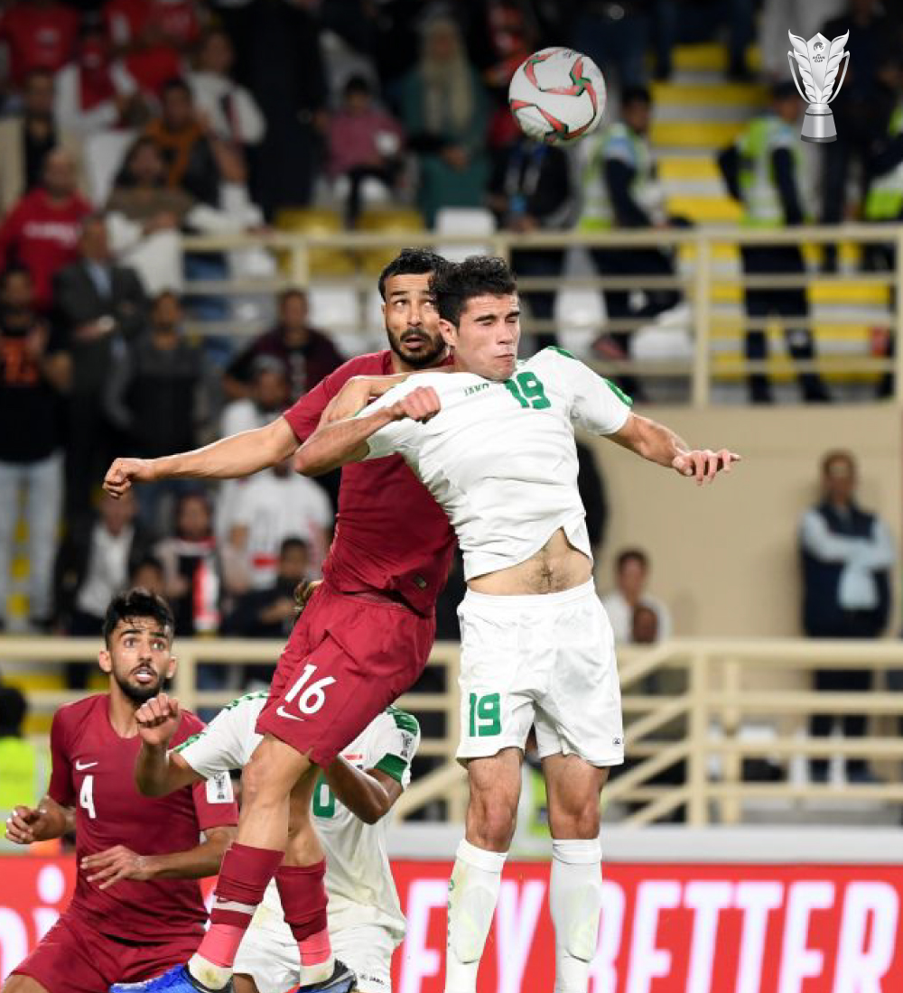 #TuesdayTrivia  🇮🇶 Mohammed Dawood is the #AsianCup2019 youngest player at 1️⃣8️⃣ years old! https://t.co/OKDvqynGVK