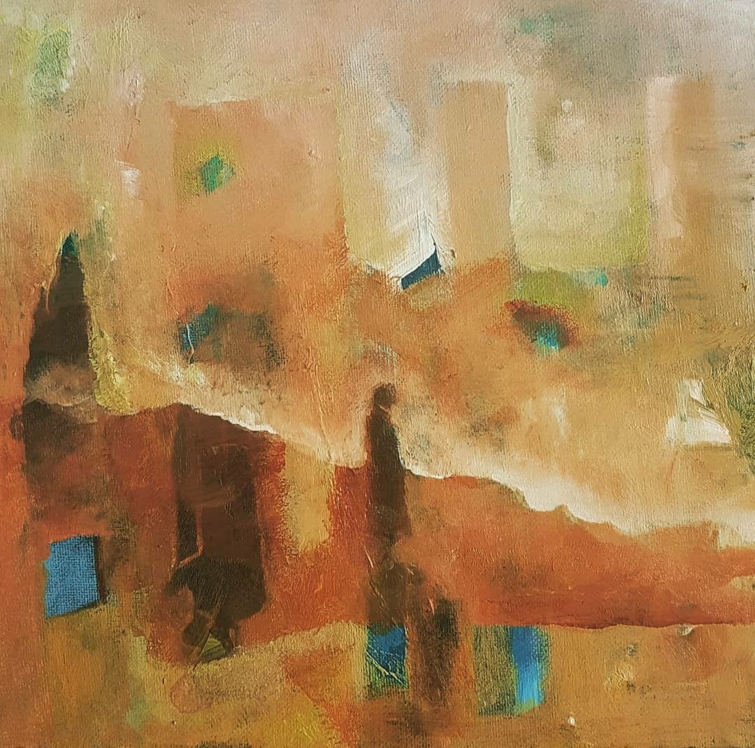LOST IN THE CITY  Oil on canvas  #artshare #artforsale #ArtistOnTwitter #art #arte #bigart #luxurydesign #luxuryinteriors #interiordesign #interiorstyling #contemporaryartist #style #indo #designer #studiovibes #studiolife #artmagazine #international #exclusive #frankvandereijk https://t.co/Rc4iLCNHdN