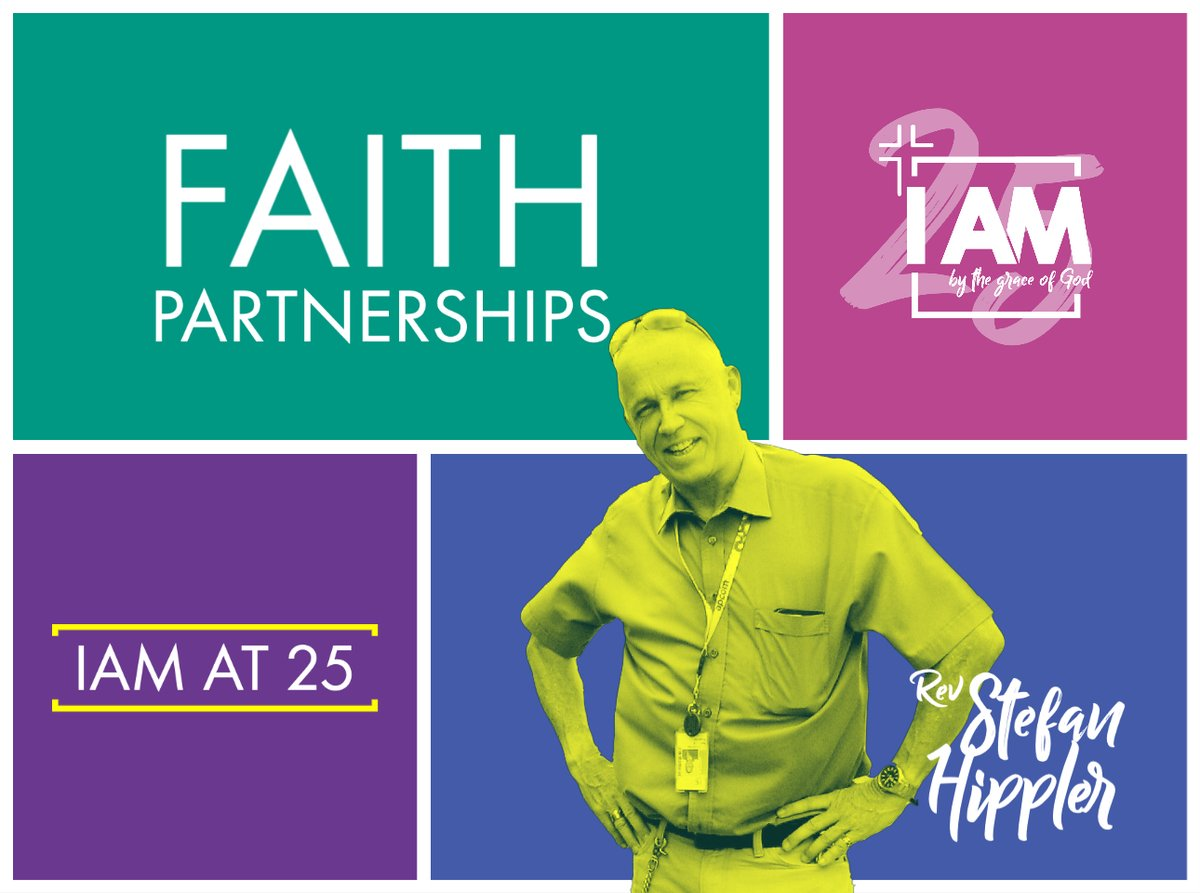 Rev. Stefan Hippler, a Catholic Priest and Executive Chair of the HOPE Cape Town Trust, speaks to us about the value of the community that IAM brings together. @stefan_capetown  Read more: https://t.co/eoqFJQrdtI  #IAM #Faith #Partners #LGBTIQ https://t.co/JCfB1KII0Q