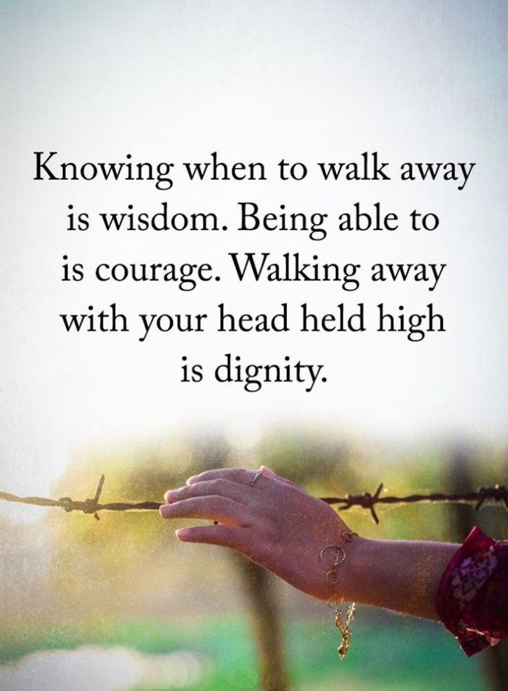 Knowing when to walk away is wisdom. Being able top is courage. Walking away with your head held high is dignity.   #citation #quotes #motivationalquotes #motivation #StayHomeStaySafe #FridayFeeling #fbf #FlashbackFriday #FridayMotivation https://t.co/XWJhSxj5sW