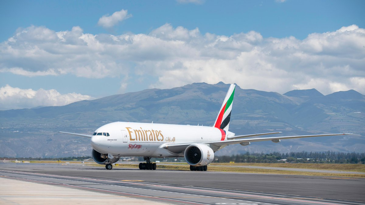 Emirates SkyCargo launches freighter flights to Guadalajara, connecting Mexico's second largest urban centre to its growing international network of over 125 destinations. https://t.co/jq7eRUOaQo  #EmiratesSkyCargo @BoeingAirplanes @aeropuerto_gdl @dxb https://t.co/VUnQQwvEkW