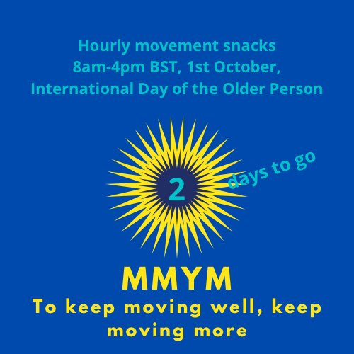 test Twitter Media - Join our #MakeMovementYourMission  Facebook group to join in or support someone to take part https://t.co/saprPqWlbi