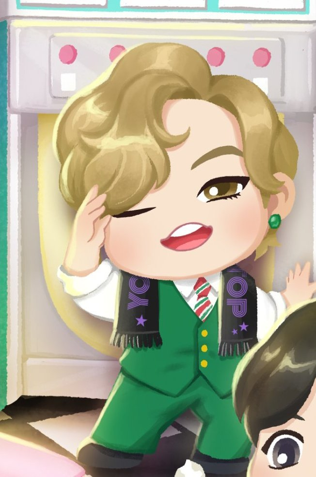 Tiny Tan Tae and Taehyung holds the same charms, aura🥺💜 Tae can you please go back into my pocket😭 @TinyTANofficial @BTS_twt #Taehyung #v #KimTaehyung https://t.co/lagjbWLbpJ
