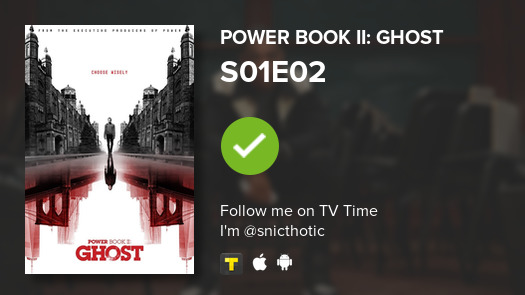 I've just watched episode S01E02 of Power Book II: G...! #tvtime https://t.co/0IecEWWf8z https://t.co/DNi0P4qf68
