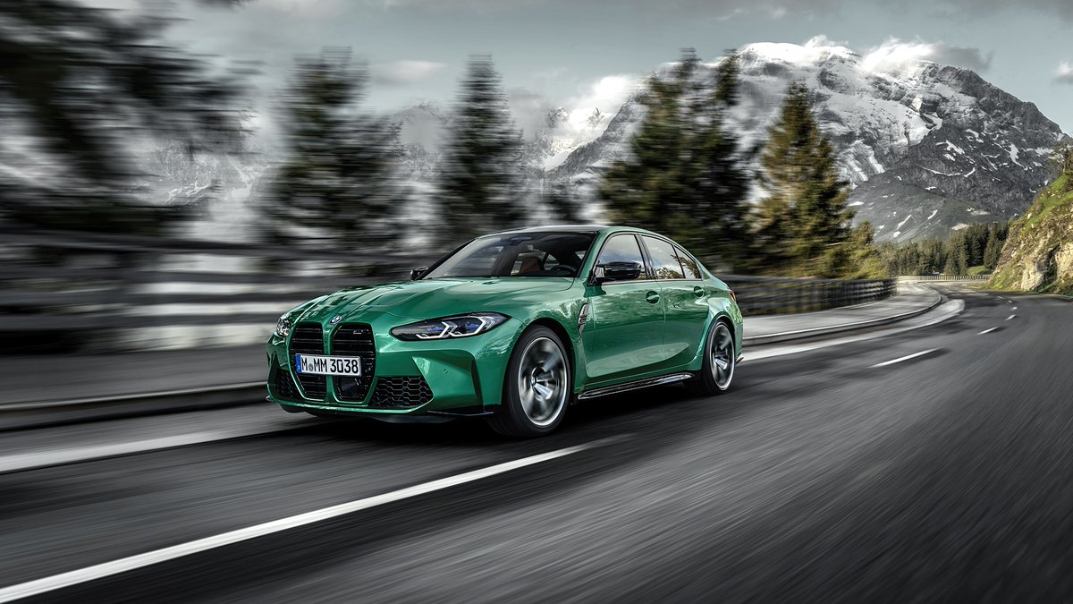 Retweet for automatic transmission.  Like for manual.  Or just simply go for both. #TheM3  The #BMW M3 Sedan. Fuel consumption (combined): 10.8 l/100 km. CO₂ emissions (combined): 248 g/km.* https://t.co/twXzMrWMl3. * All figures provisional. https://t.co/KkWvT4F5Fc