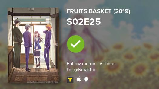 I've just watched episode S02E25 of Fruits Basket (2...! #fruitsbasket  #tvtime https://t.co/ihTvQuqmfz https://t.co/iVxrIl2ShL