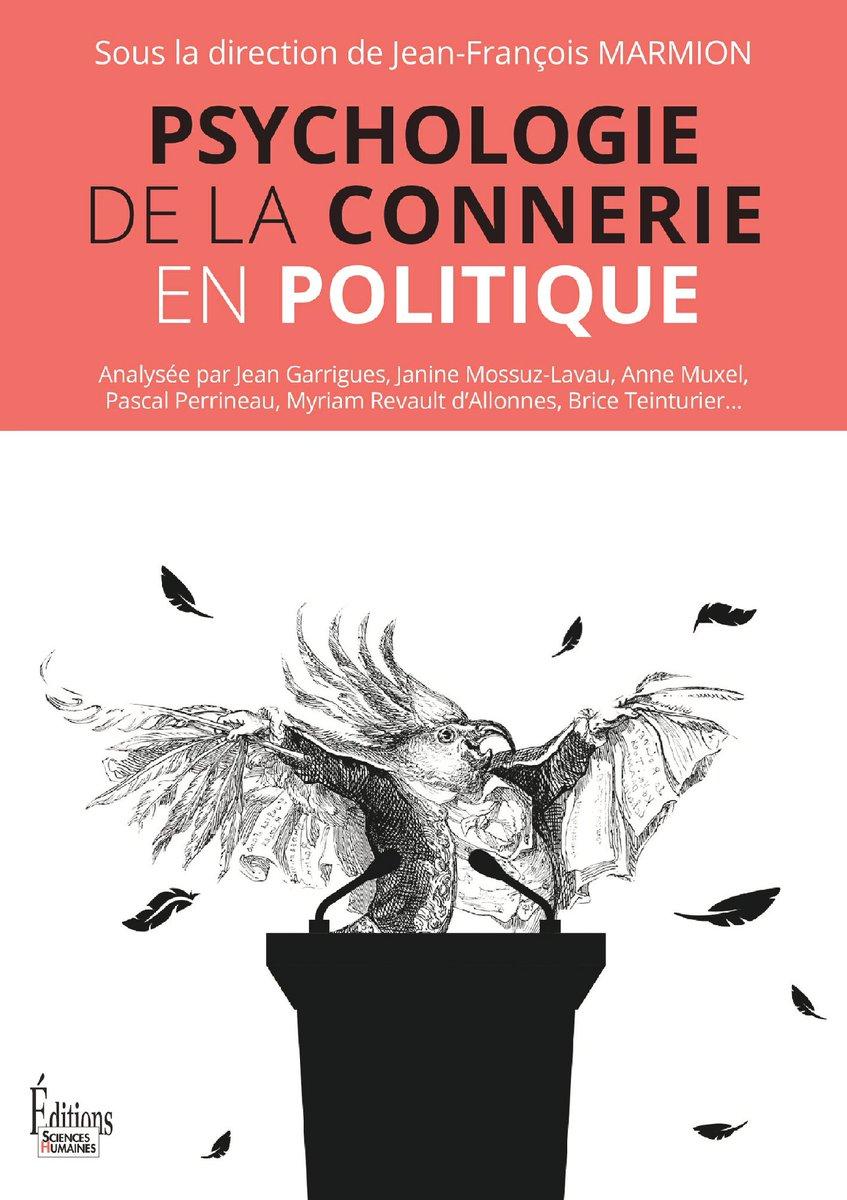 """Rdv pour une grande table ronde le 9 octobre aux @rdvhistoire de Blois à l'occasion de la parution (en librairie le 15 octobre) de """"Psychologie de la connerie en politique"""". https://t.co/P1dCY4YWRE https://t.co/Jh4IPgbANS #connologie #politique #psychologie #histoire https://t.co/xqvUtwM7ln"""