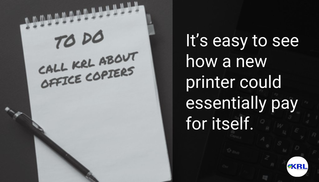 You may even find it hard to get a service contract for your printer if it is over seven or eight years old.  Read the full article: Why old your old printers are costing you more than you think ▸ https://t.co/GzU6MYGXuj  #Business #Copiers #Managedprint https://t.co/N6Tp8vLOJR