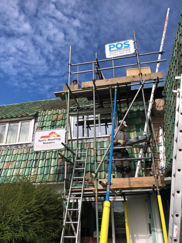 Apex Roofing Sussex Ltd Apexsussex Twitter