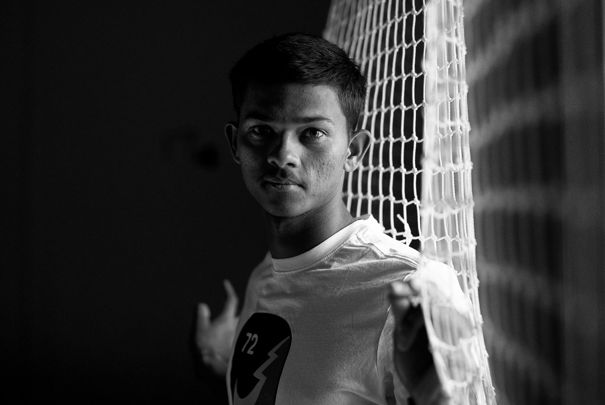 I moved into a tent with the groundsmen at my cricket club. They told me if I wanted to live in their tent, I had to score runs. Meet, Yashasvi Jaiswal, the #IPL star who left home aged 10 to pursue his dream. 👉 bbc.in/30hi2nq #bbccricket
