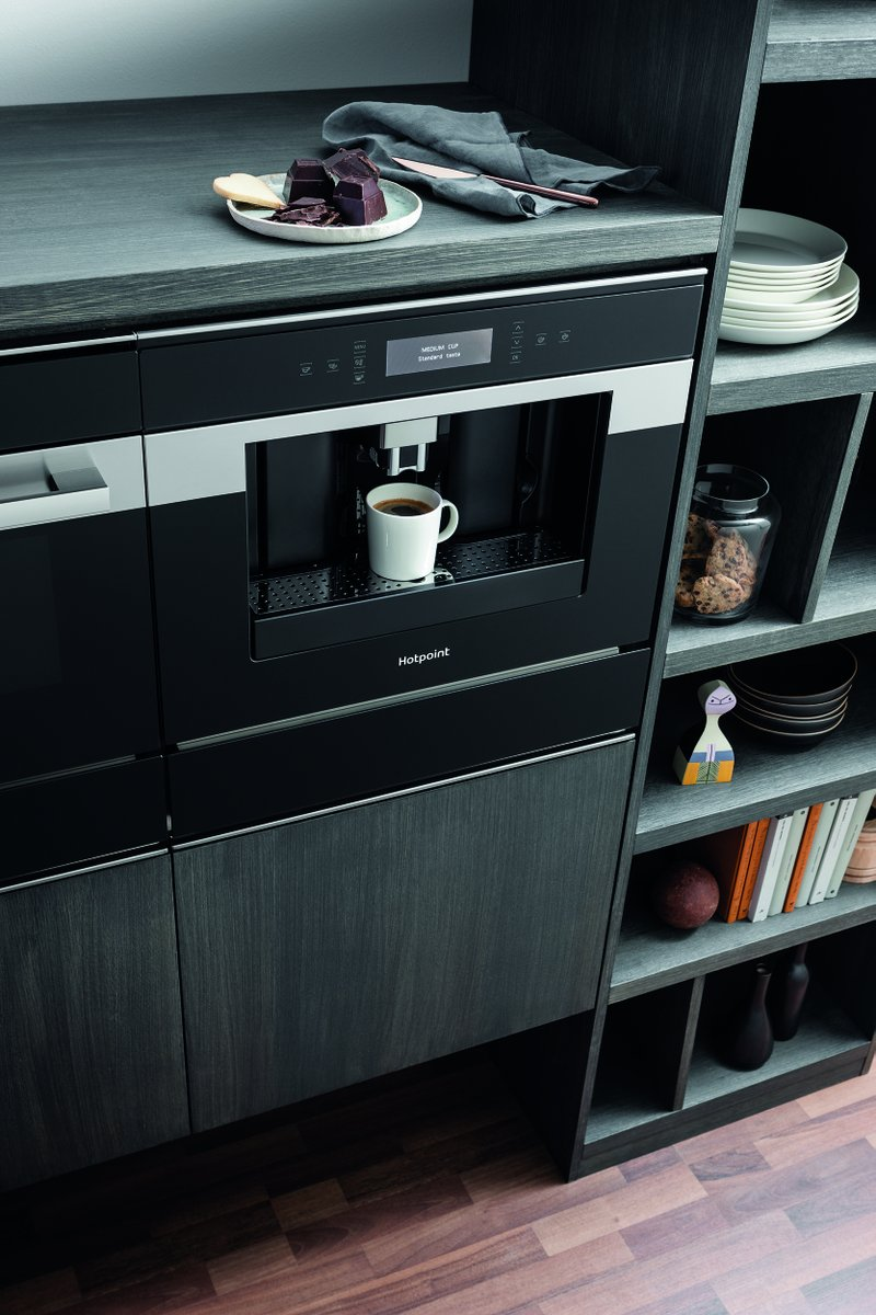 test Twitter Media - It's #InternationalCoffeeDay ☕ Have you ever thought about treating yourself to a built-in coffee machine? This one from @HotpointUK delivers perfect barista-style coffee at home 😋 #CoffeeMachine https://t.co/6LsWQkTixk