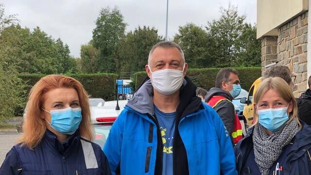 TEMOIGNAGES. Manque d'effectif, Amazon… Les inquiétudes des facteurs du Sud-Finistère #Quimper #La Poste #Crise du coronavirus @OuestFrance https://t.co/2cluoHMfcI https://t.co/aJMWuJCFqO