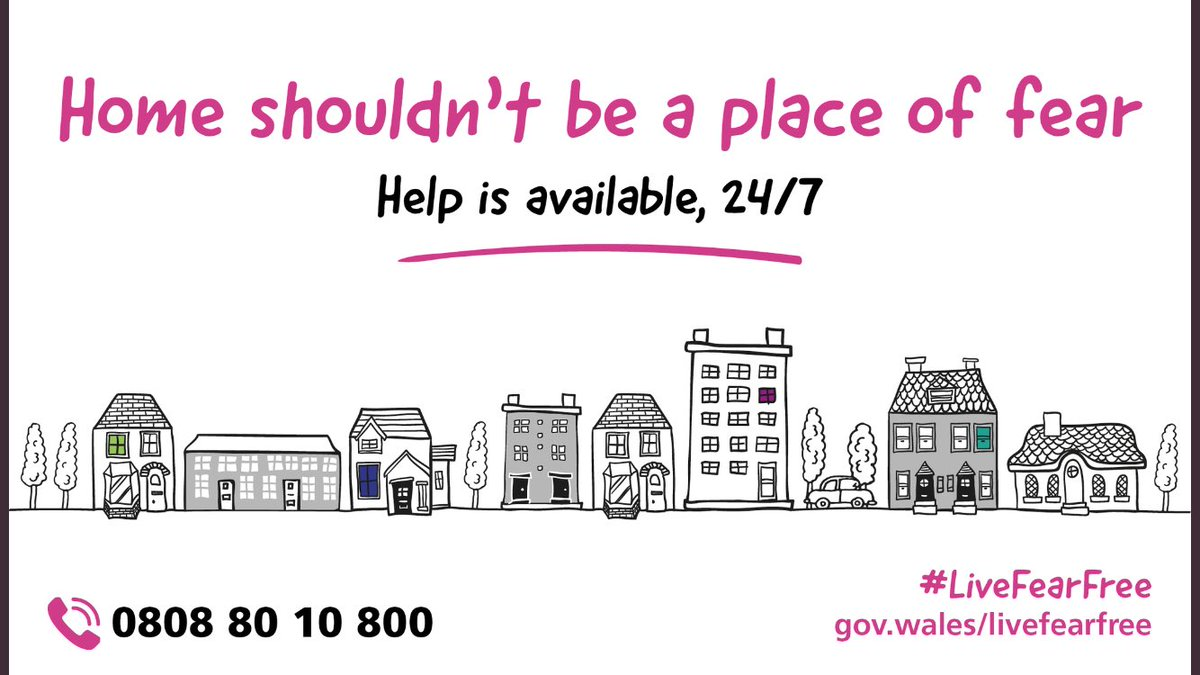 With local restrictions imposed in #CwmTafMorgannwg it is important those at risk of abuse know there is support available from specialist services  To find out more:  @SMTCYMRU in #MerthyrTydfil  @womensaidrct in #RCT  @CalanDVS in #Bridgend  @LiveFearFree 24/7  #YouAreNotAlone https://t.co/uUkD3O6rfO