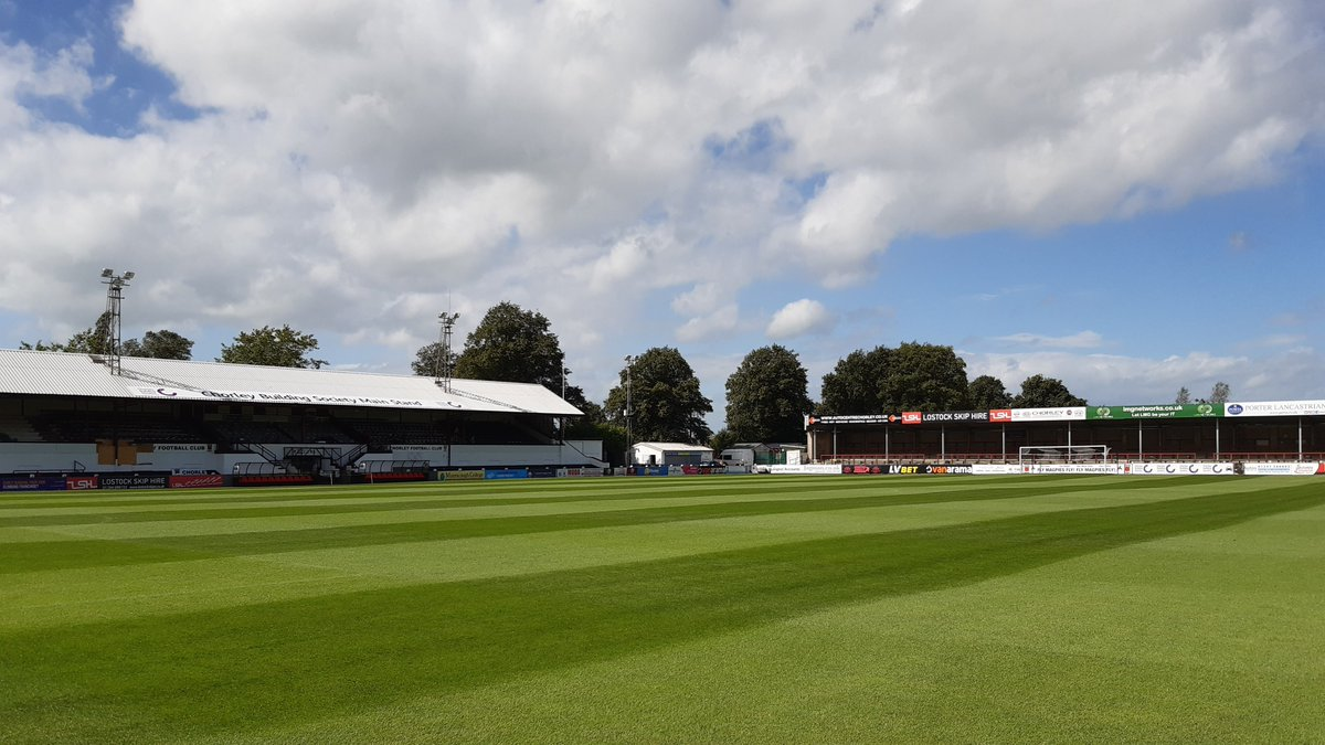 Chorley Fc On Twitter Club Update Https T Co Kpuvvqewrj From Ceo Terry Robinson On Our Plans For The 2020 21 Season Including Info On Funding Initiatives Live Streaming Ground Improvements And Attempting