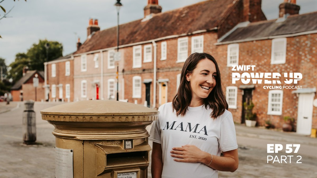 1️⃣1️⃣ days after giving birth, we catch up with @Dani_Rowe_MBE on all things post 🤰 training, plus the launch of two new Zwift training plans!   Follow on Soundcloud:​ https://t.co/CllITJUGzx Subscribe on iTunes: https://t.co/rg9n4ds34w https://t.co/GPowX9xys9