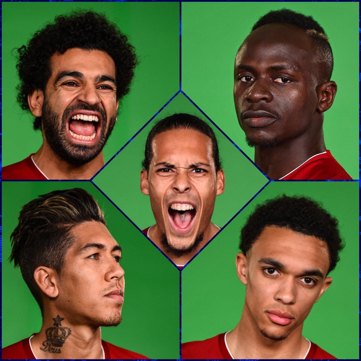 Comienzo de temporada espectacular del Liverpool...🤩  ¿Con cuál de sus estrellas te quedas? 🤩  #UCL | @LFC https://t.co/lm7WAwJAiQ