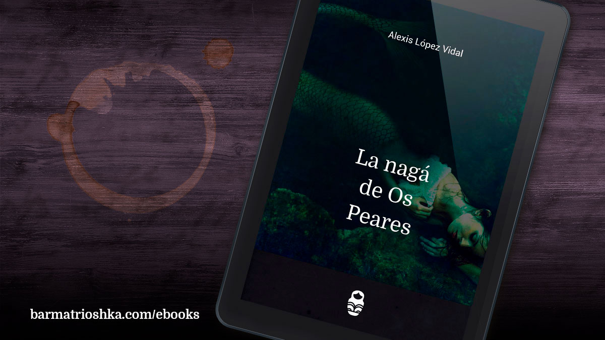 El #ebook del día: «La nagá de Os Peares» https://t.co/KqGNtsWxQ4 #ebooks #kindle #epubs #free #gratis https://t.co/YtoRFcNtch