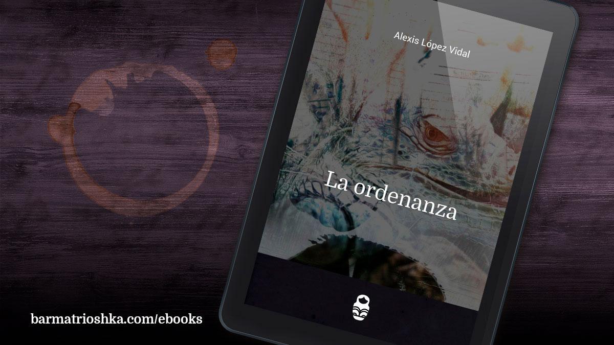 El #ebook del día: «La ordenanza» https://t.co/FKH4xyEuMQ #ebooks #kindle #epubs #free #gratis https://t.co/aPoVWbwP1c