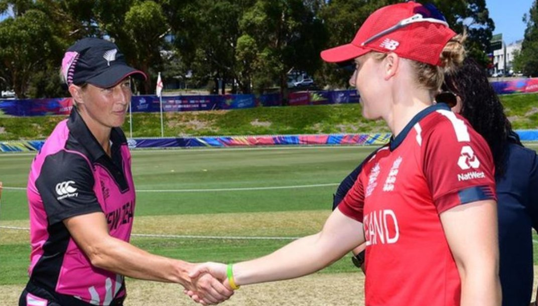 England are set to travel to New Zealand for a white-ball series in February and March. Full story: bbc.in/2HH7EyX