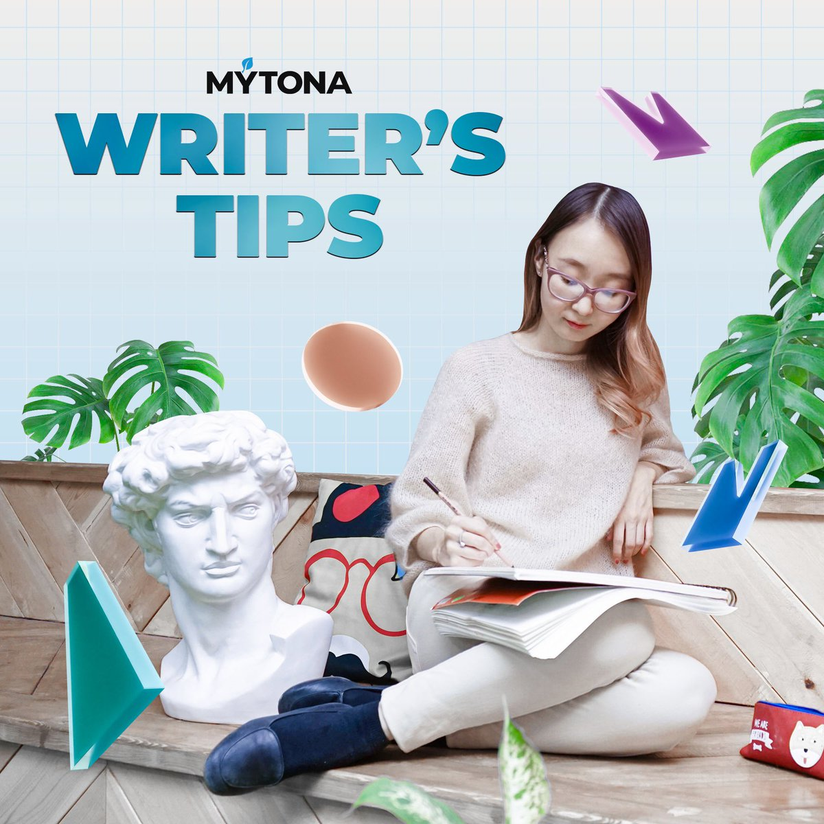 Autumn has come—the season of cozy nights with favorite books and lots of inspiration. Today we'll share with you tips on how to write an interesting story that will captivate the reader from the first lines📚✨  https://t.co/1ohn6egRA7 #mytona https://t.co/sbRRYWtNpr
