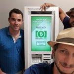 Image for the Tweet beginning: The very first #BitcoinCash ATM