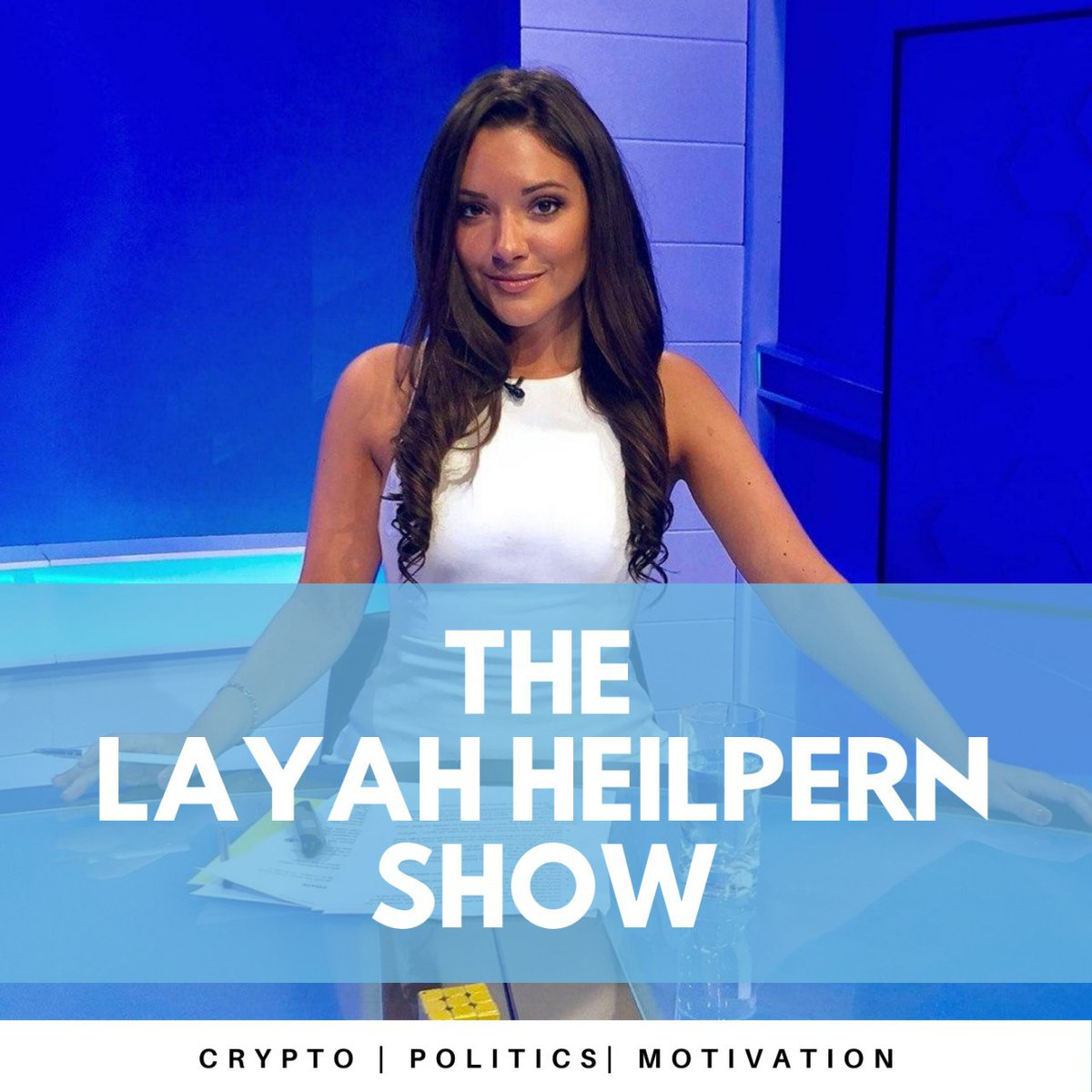 Really pleased to announce @TheRealBlockFi is the newest sponsor of The Layah Heilpern Show!   I now hold my crypto on their platform and earn 8.6% interest!   Anyone who signs up using my link will get $25 dollars: https://t.co/DluD75JARS https://t.co/ZnEwhvlkQ6
