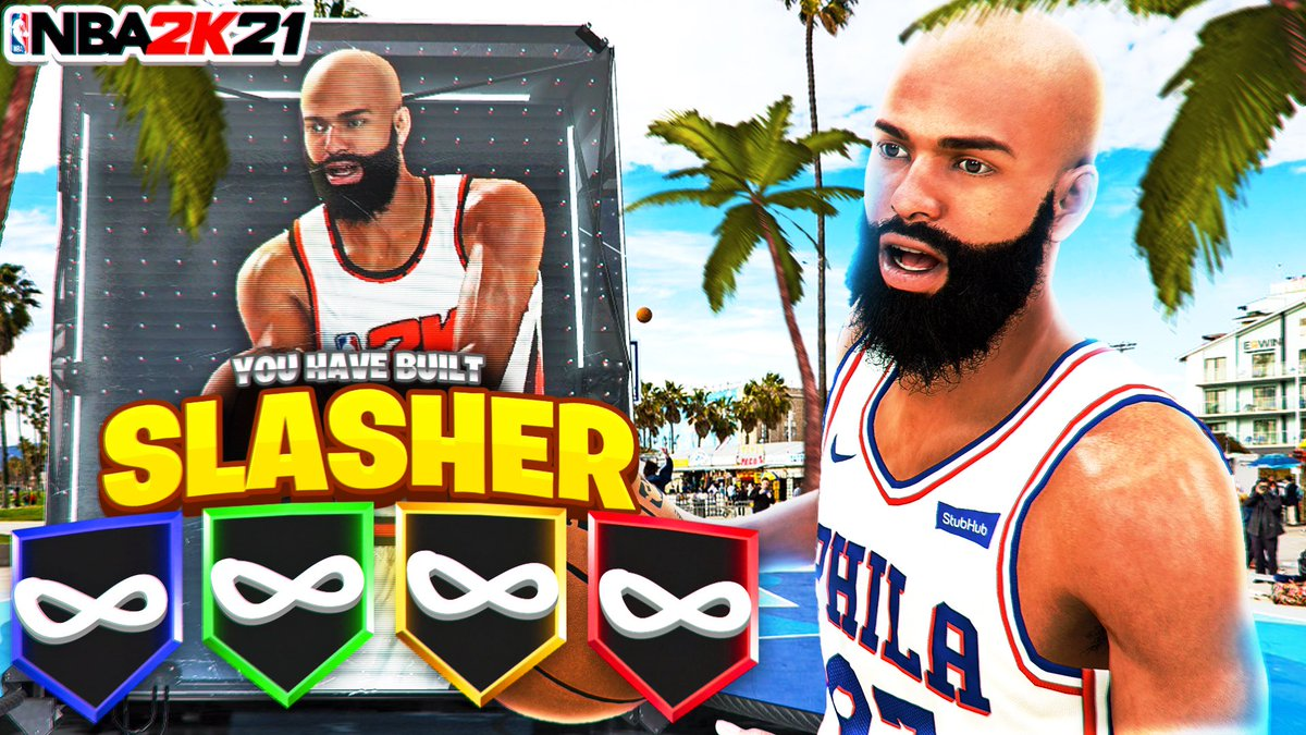 THE NBA 2K21 BUILD EVERYONE IS TALKING ABOUT SINCE PATCH 3 RELEASED! https://t.co/ork1CUyRj3 https://t.co/xWJKWHWjMz