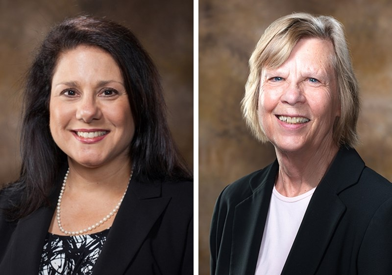 Kim Needy will serve a one-year appointment as dean of the College of Engineering, and Pat Koski will fill a 10-month appointment as dean of the Graduate School and International Education. #uark    ✍️ --- https://t.co/Zzgm9lDfWk https://t.co/w5OaHvgVv6