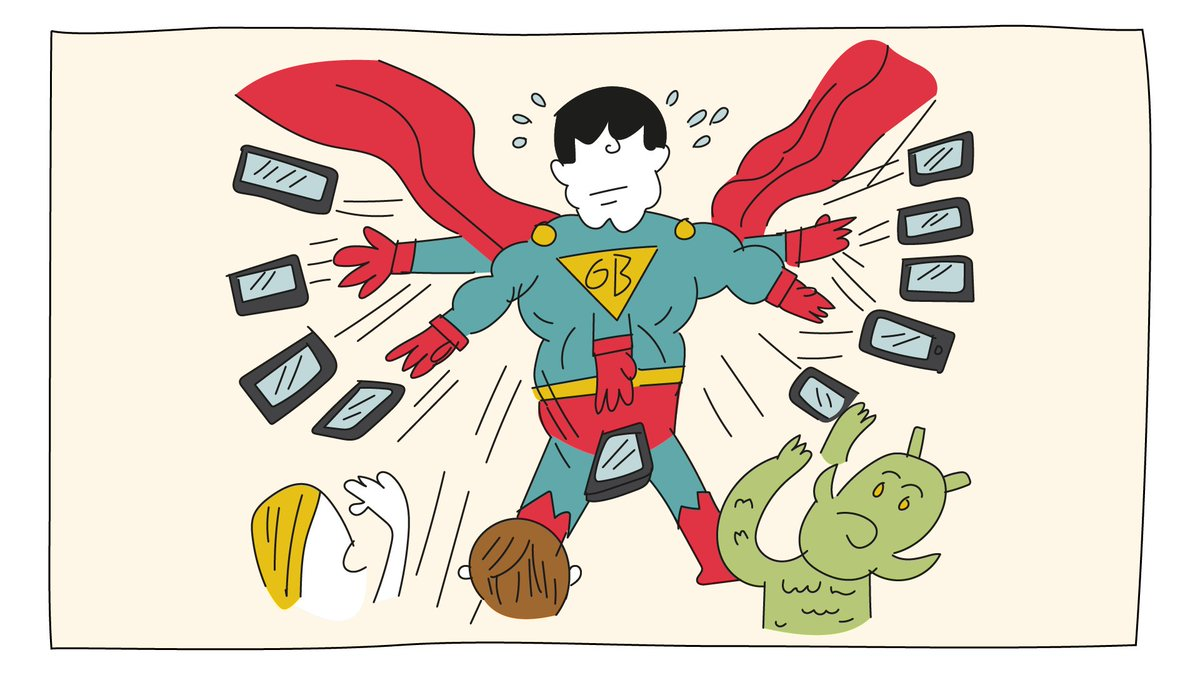 En Lowi tenemos un superhéroe pero aún estamos decidiendo sus superpoderes 🦹🙌.  ¿Cuál te gustaría más?  ▪️RT: Que use su supervelocidad para darte 300Mb de Fibra al mejor precio. ▪️Fav: Tener líneas adicionales para toda la familia.  #SuperLowi #Encuesta https://t.co/dZvWyZtvgS