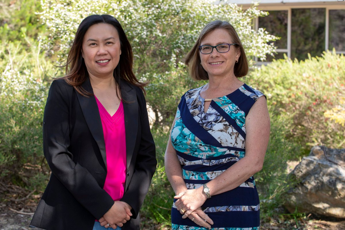 Congratulations to our Churchill Fellowship recipients! I-Lyn Loo will study the commercial drivers behind regenerative agriculture, while Beth Green will explore self-regulated livestock and food safety traceability programs. https://t.co/zcd6OafEMg @GGA_WA @swtimes @sheepsback https://t.co/Etr0oso0t6