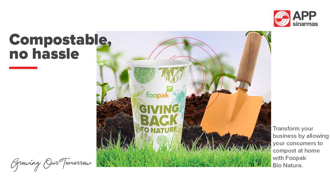 In addition to its ISEGA and cyclos-HTP certifications, our Foopak Bio Natura is now also certified 'OK Compost Home' by TUV Austria. Your customers can leave it in the backyard and it will biodegrade within 24 weeks. Transform your business now: https://t.co/Ee5BDQFGMv https://t.co/g1MBPifBuz